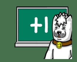 Horn Dog Animation sticker #13526380