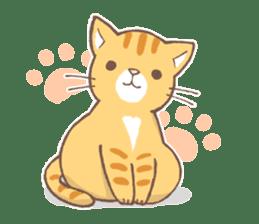 tora-neko-kun sticker #13539182
