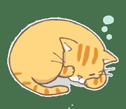tora-neko-kun sticker #13539185