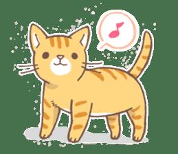 tora-neko-kun sticker #13539188