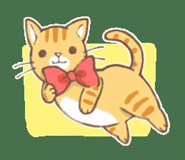 tora-neko-kun sticker #13539191