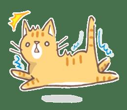 tora-neko-kun sticker #13539192