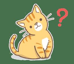 tora-neko-kun sticker #13539193