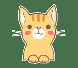 tora-neko-kun sticker #13539194