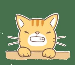 tora-neko-kun sticker #13539198