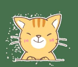 tora-neko-kun sticker #13539199