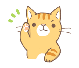 tora-neko-kun sticker #13539200
