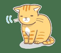 tora-neko-kun sticker #13539209