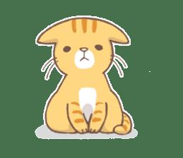 tora-neko-kun sticker #13539211