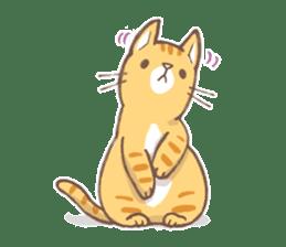 tora-neko-kun sticker #13539215
