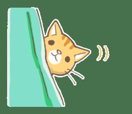 tora-neko-kun sticker #13539220
