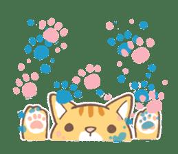 tora-neko-kun sticker #13539221