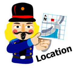 Nutcracker sticker #13544183