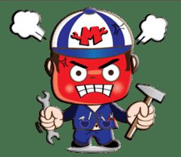 I am mechanic V.2 sticker #13546111
