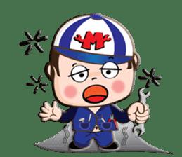 I am mechanic V.2 sticker #13546112
