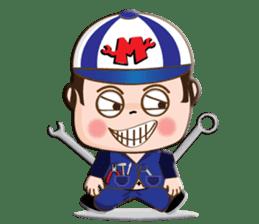 I am mechanic V.2 sticker #13546113