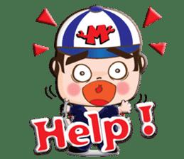I am mechanic V.2 sticker #13546120