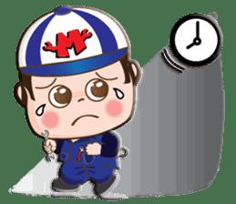 I am mechanic V.2 sticker #13546132