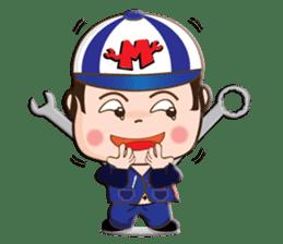 I am mechanic V.2 sticker #13546133