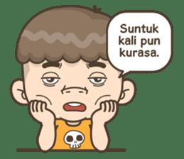 Togar si Anak Batak sticker #13559817