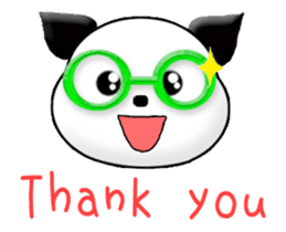 Animated OK Dog sticker #13561775
