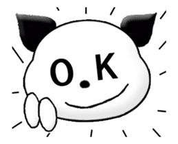 Animated OK Dog sticker #13561778