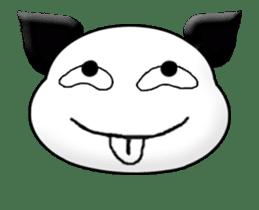Animated OK Dog sticker #13561779