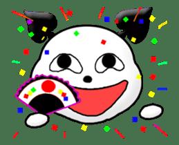 Animated OK Dog sticker #13561780