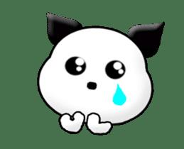Animated OK Dog sticker #13561781