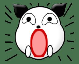 Animated OK Dog sticker #13561784