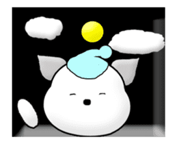 Animated OK Dog sticker #13561786