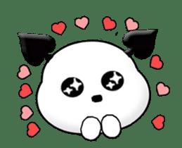 Animated OK Dog sticker #13561789