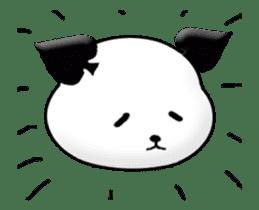 Animated OK Dog sticker #13561792