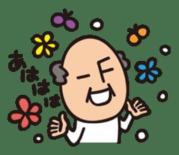 Grandpa KEN 4 sticker #13565223