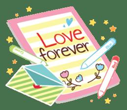 Everyday tell love + sticker #13566908