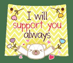 Everyday tell love + sticker #13566911