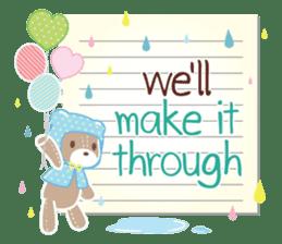 Everyday tell love + sticker #13566921