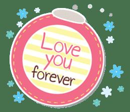 Everyday tell love + sticker #13566923