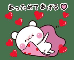 Amore!bears 4(winter ver.) sticker #13578880