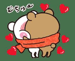 Amore!bears 4(winter ver.) sticker #13578882