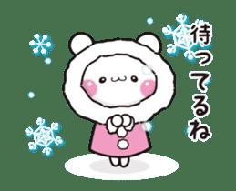 Amore!bears 4(winter ver.) sticker #13578886