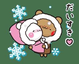 Amore!bears 4(winter ver.) sticker #13578887