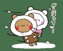 Amore!bears 4(winter ver.) sticker #13578888
