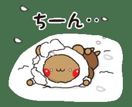 Amore!bears 4(winter ver.) sticker #13578889
