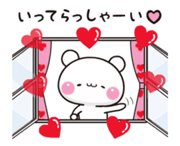 Amore!bears 4(winter ver.) sticker #13578891