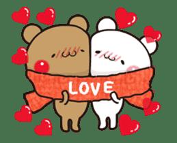 Amore!bears 4(winter ver.) sticker #13578894