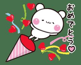 Amore!bears 4(winter ver.) sticker #13578895