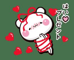 Amore!bears 4(winter ver.) sticker #13578896
