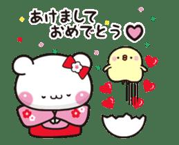 Amore!bears 4(winter ver.) sticker #13578900