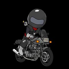 Rider katana animation
